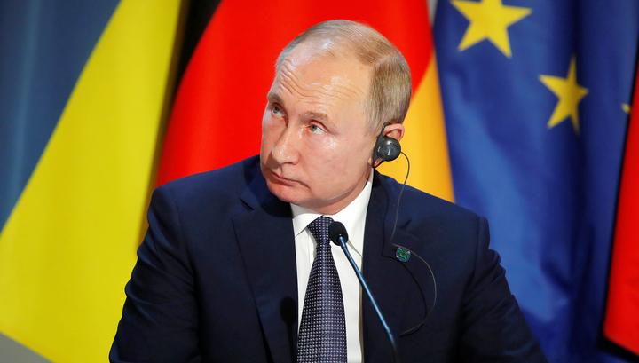 Путин заявил о необходимости равных прав для русскоязычного населения Украины