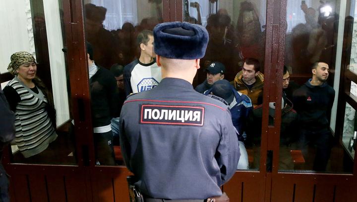 От 19 лет до пожизненного: осуждены фигуранты дела о теракте в петербургском метро