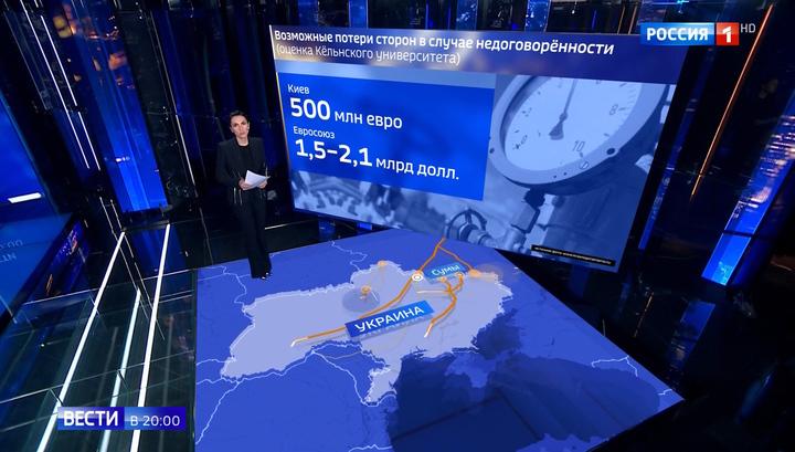 Газовые переговоры России и Украины: о чем договорились президенты в Париже