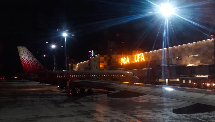 Самолет с 73 пассажирами совершил посадку в аэропорту вылета из-за отказа двигателя