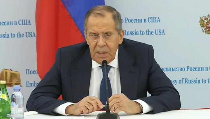 Переговоры России и США: итоговая пресс-конференция Сергея Лаврова