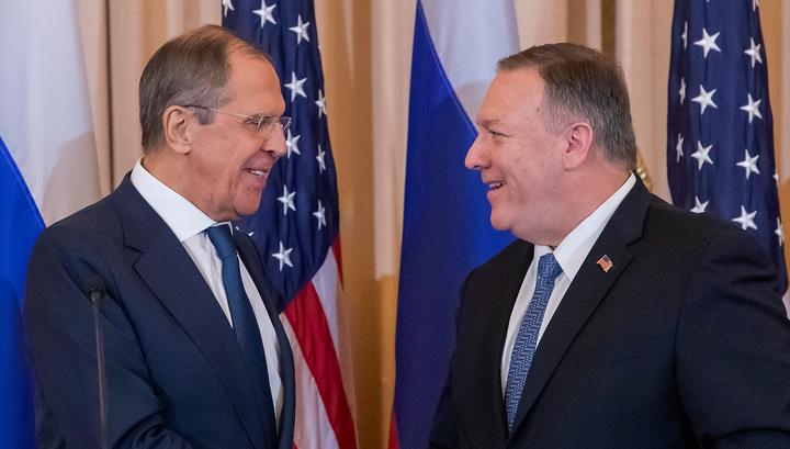 Встреча с Трампом и Помпео: Сергей Лавров комментирует итоги визита в США