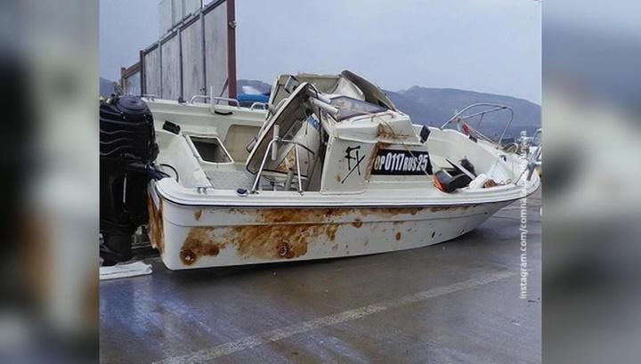 У берегов Японии найден российский катер, пропавший полтора месяца назад