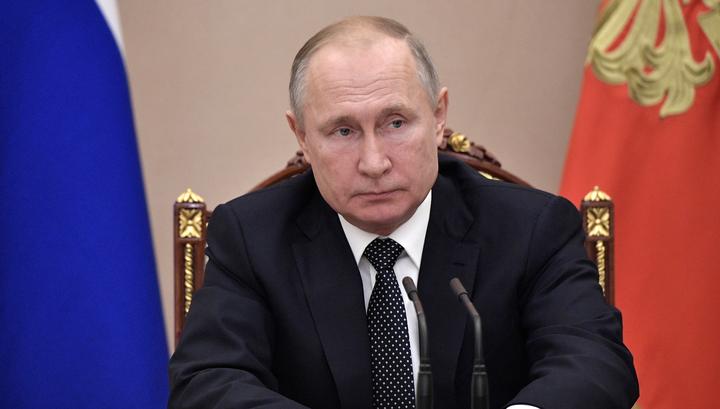 Труд и авиаперевозки: Путин провел совещание с правительством