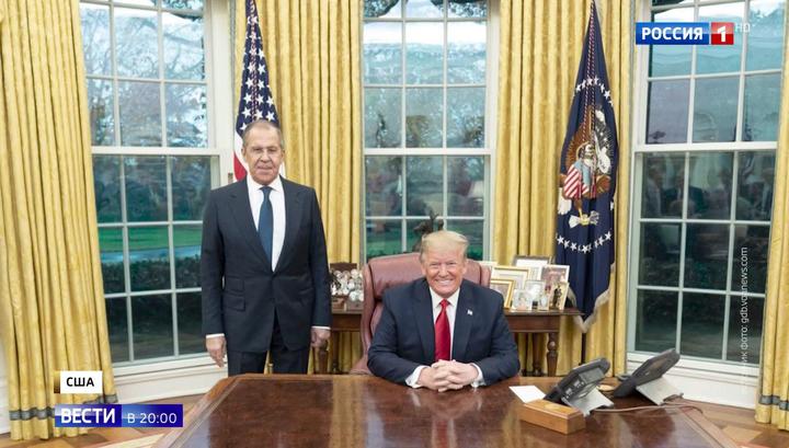 Лаврова обвинили в Вашингтоне в триумфе российской дипломатии