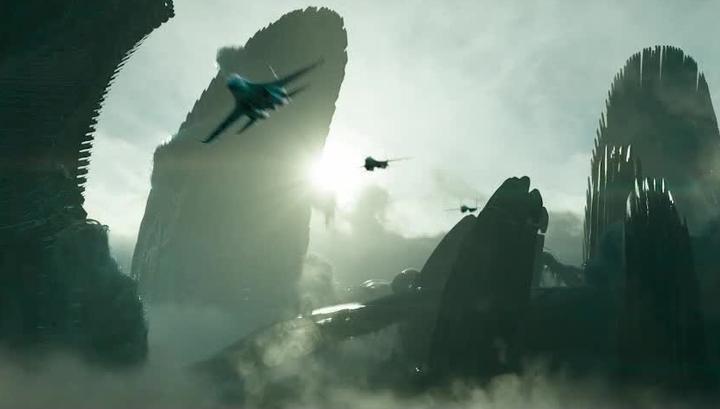 """Премьера года: смотрите IMAX-трейлер фильма """"Вторжение"""""""