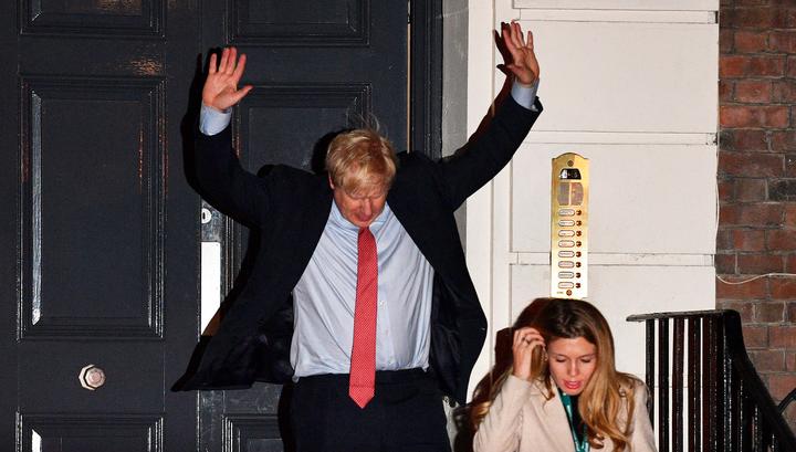 На внеочередных выборах в Британии определен победитель