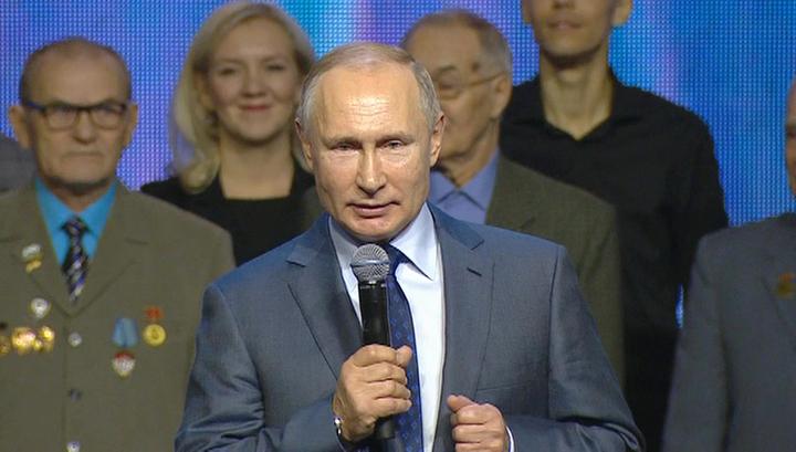 Рождаемость, ипотека, моногорода: Путин пообщался с камазовцами