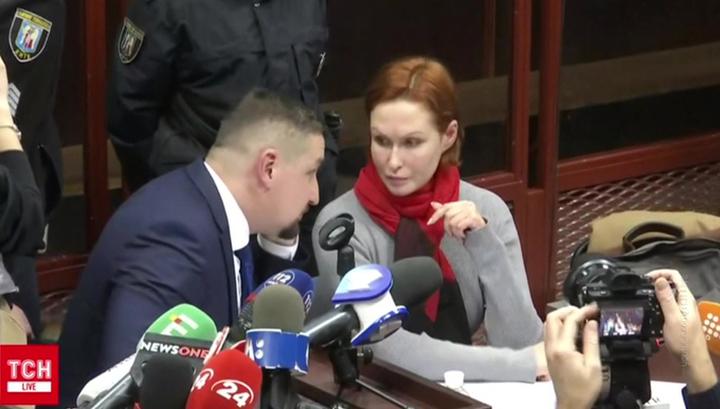 В Киеве арестована врач Кузьменко, подозреваемая в убийстве Шеремета