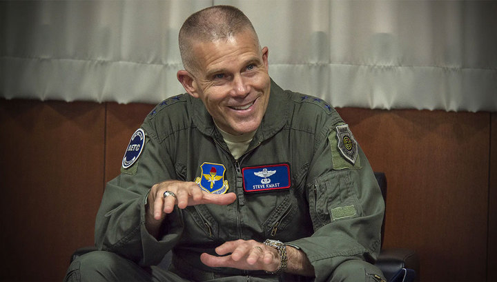 Генерал Кваст заявил, что Штаты могут отправлять людей быстро и куда угодно