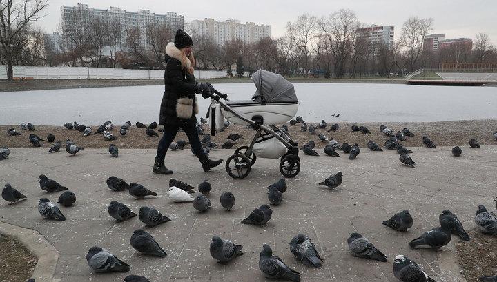 В Москве погода отстанет на два месяца, возможен температурный рекорд