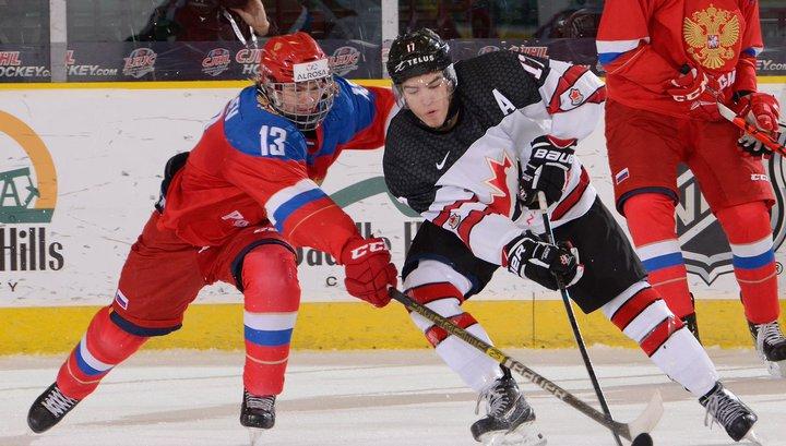 Российские хоккеисты впервые выиграли Мировой кубок вызова