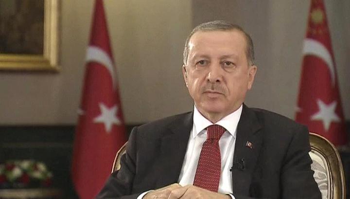 Эрдоган рассказал о просьбе к Путину и напомнил ЕС о данном слове