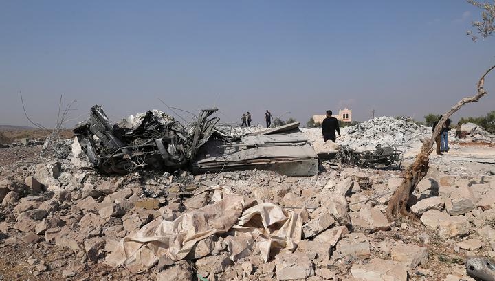 Резкое обострение обстановки в Идлибе: среди террористов оказались турецкие военные