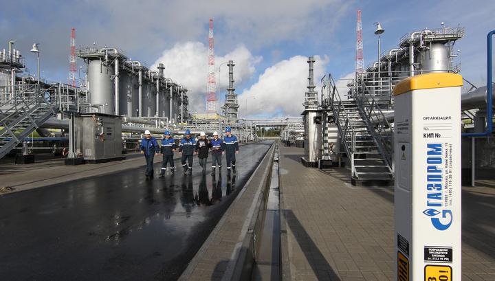 """Правительство Украины одобрило мировое соглашение с """"Газпромом"""""""