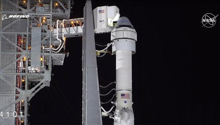 У корабля Starliner не хватит топлива состыковаться с МКС