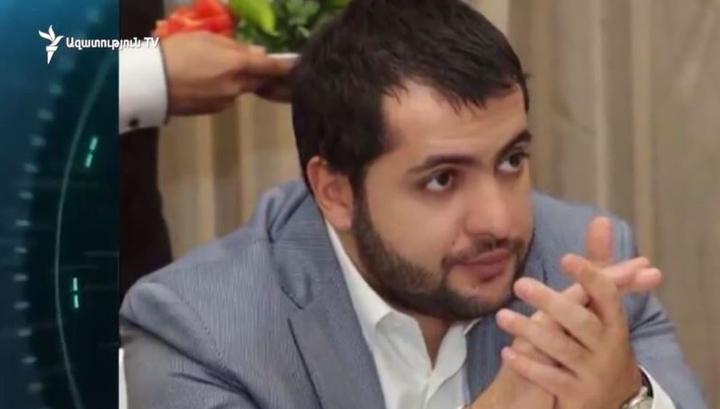 Из Чехии в Армению: экстрадирован племянник экс-президента