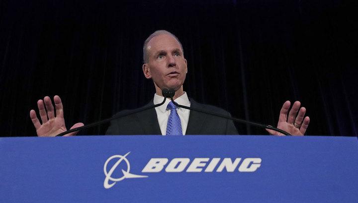 Скандал с 737 MAХ вынудил главу Boeing уйти в отставку