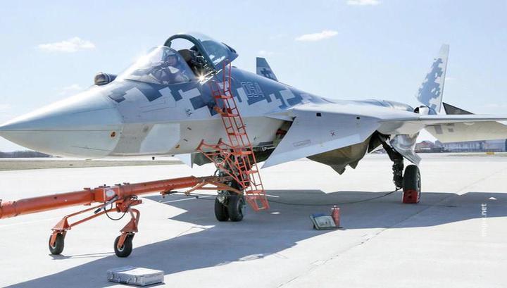 Названы причины падения Су-57 под Хабаровском