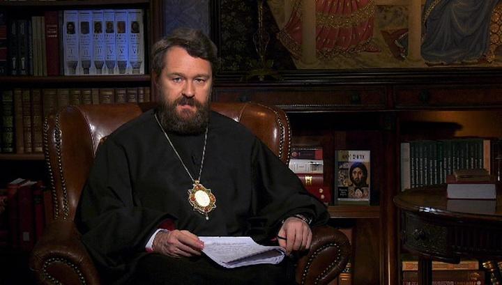 Митрополит Иларион рассказал о новых правилах для прихожан