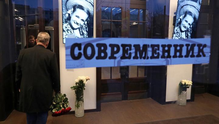 """Прощание с Галиной Волчек состоится на основной сцене театра """"Современник"""""""