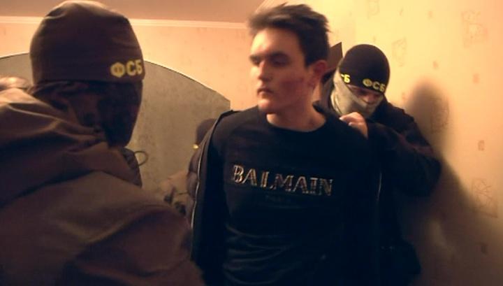 """ФСБ: задержанные признались, что готовили """"новогодние"""" теракты в Петербурге"""