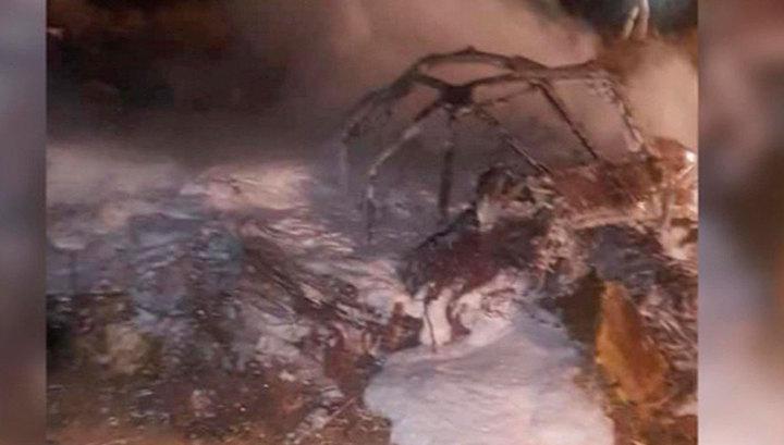 В авиакатастрофе в Судане погибли 18 человек, в том числе четверо детей
