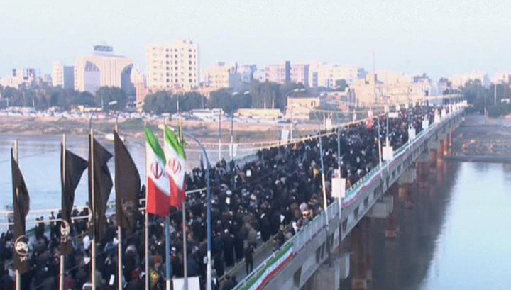 """Иран объявил о начале конца """"злополучного присутствия"""" США в Западной Азии"""