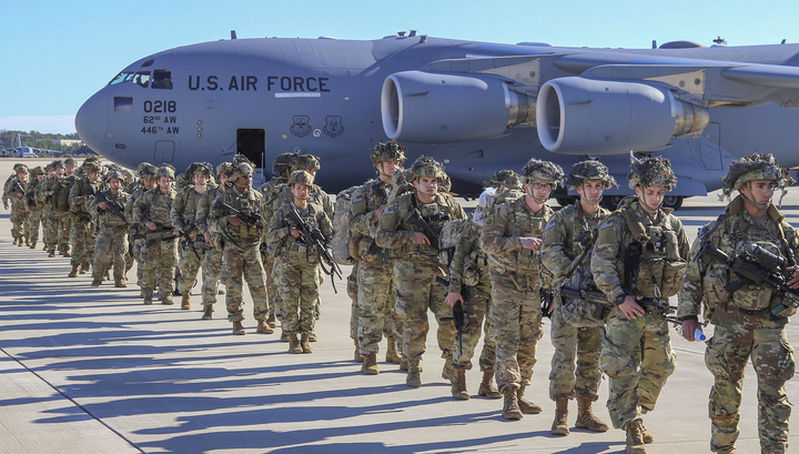 """США в Ираке: МИД России предложил зафиксировать вывод войск """"по ошибке"""""""