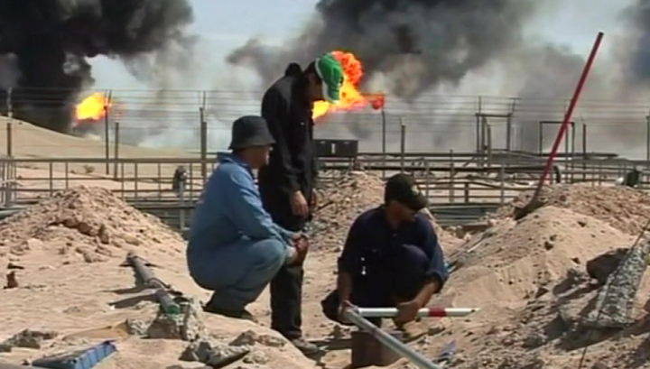 Из Ирака бегут британские дипломаты и американские нефтяники