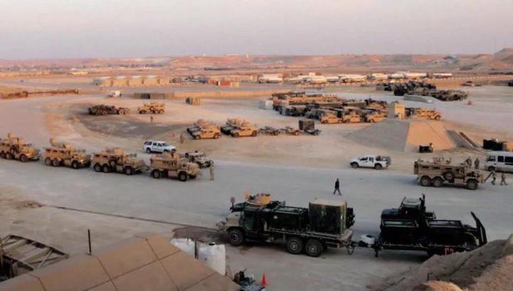 """Помощник министра обороны США назвал американские войска в Ираке """"силами добра"""""""