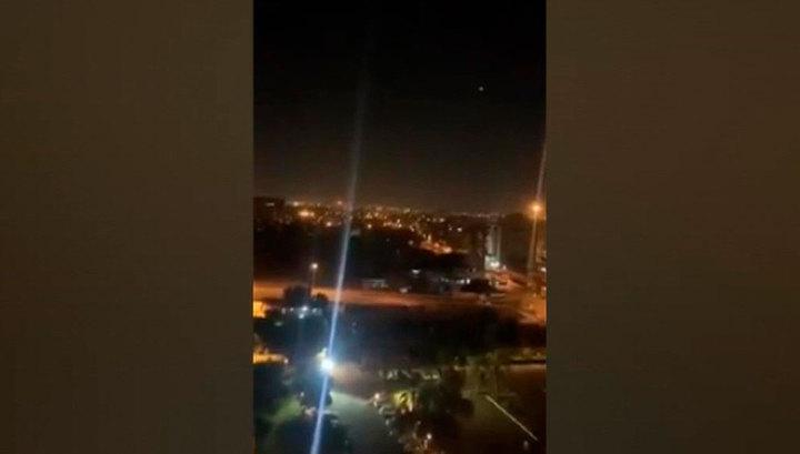 Военные Ирака: в Багдаде упали две самодельные ракеты, пострадавших нет
