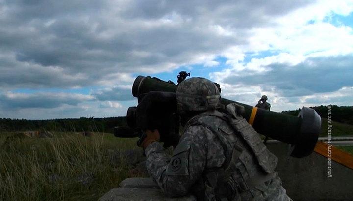 США готовят новые поставки оружия Украине