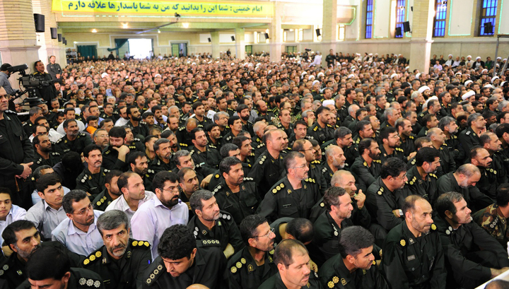 """США ввели санкции за """"резню 148 беспомощных иранцев"""""""