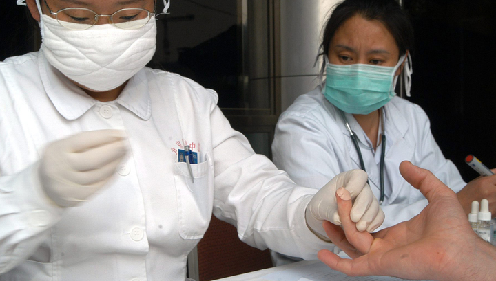 В приграничном Благовещенске зафиксировано два случая пневмонии