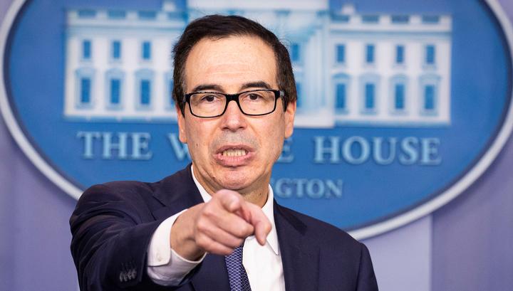 США объявили о новых антииранских санкциях