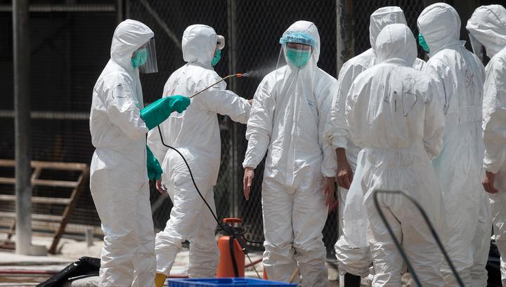 В китайском Ухане зафиксировали первый случай смерти от нового коронавируса