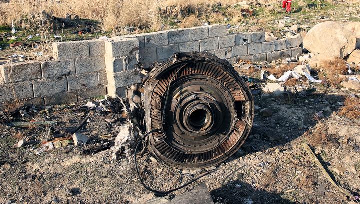 """Сбитый """"Боинг"""": в Киеве ждут наказания виновных, извинений и компенсаций"""
