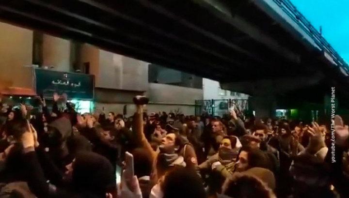 МИД Ирана вызвал посла Британии в связи с инцидентом в Тегеране