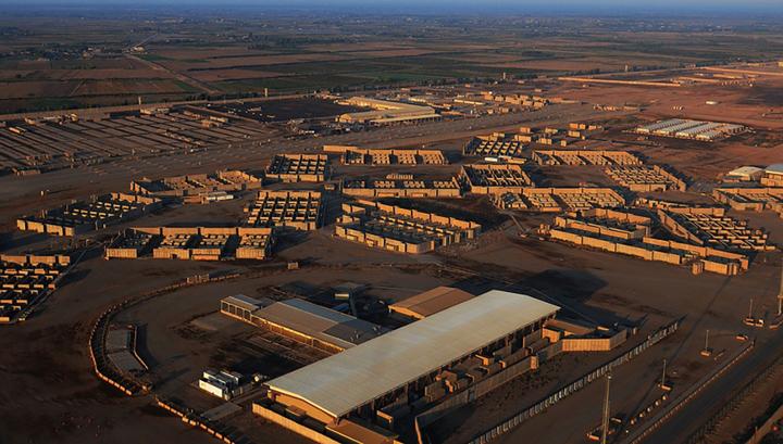 При обстреле базы в Ираке американские военные не пострадали