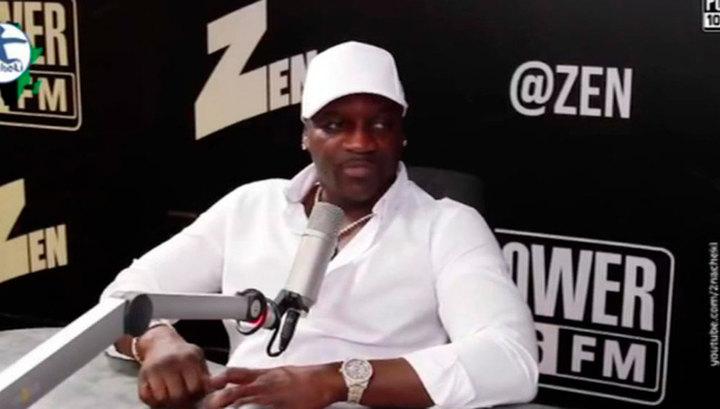 Рэпер Akon построит в Сенегале город и назовет его в свою честь