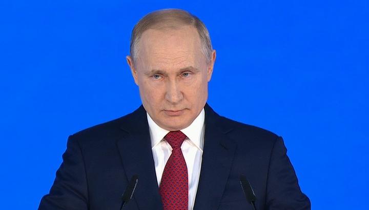 Глава ВЦИОМ: Послание-2020 повысило рейтинг Путина