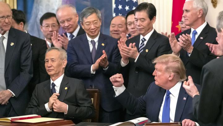 Новая эра в отношениях США и Китая: подробности торговой сделки