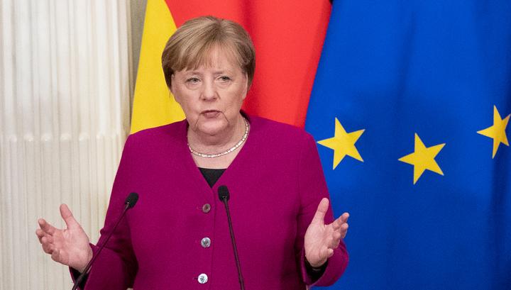 Меркель: Европа должна стать самостоятельнее, в том числе в военной сфере