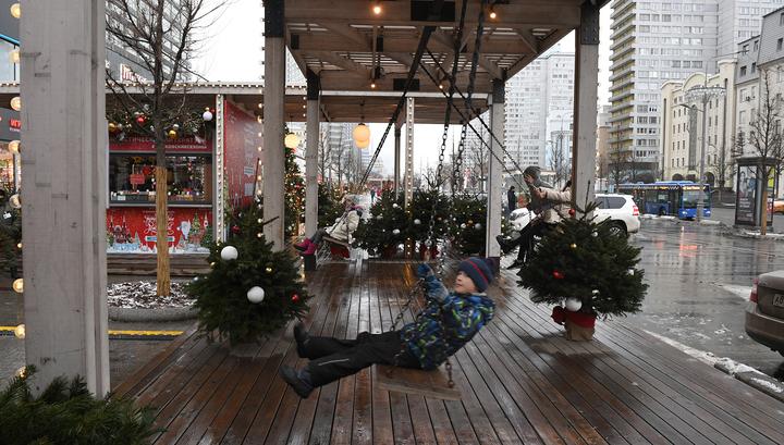 Погода в Москве второй день подряд бьет температурный рекорд