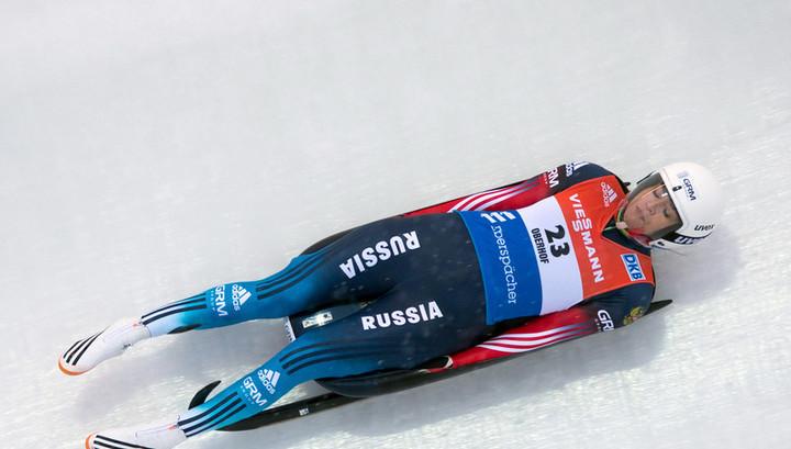Саночница Иванова стала шестикратной чемпионкой Европы