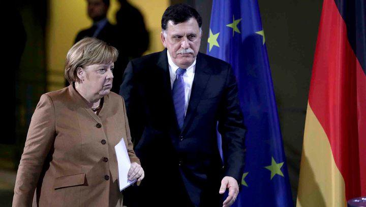 В Германии откроется международная конференция по Ливии
