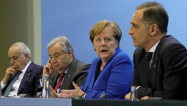 Участники Берлинской конференции по Ливии приняли итоговый документ
