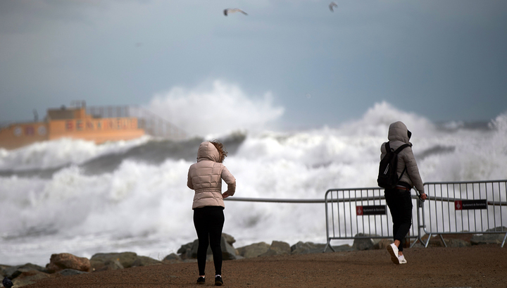 В Испании из-за непогоды погибли три человека