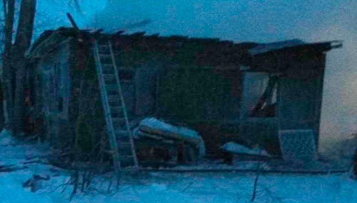До одиннадцати возросло число погибших в результате пожара в поселке Томской области